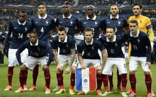 France Coupe du monde 2014
