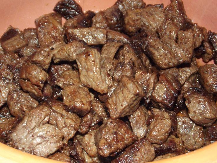 Yemek Tarifleri | Çorba, tatlı, salata ve en iyi kek tarifleri: Et kavurması tarifi