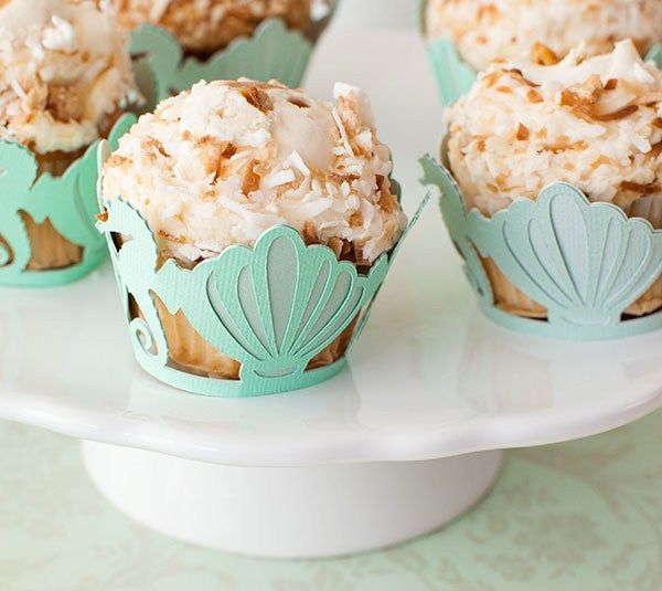 35 Fantastic Ideas Of Mermaid Wedding Dresses You Won T Be: 17 Best Ideas About Cupcake Wrappers On Pinterest