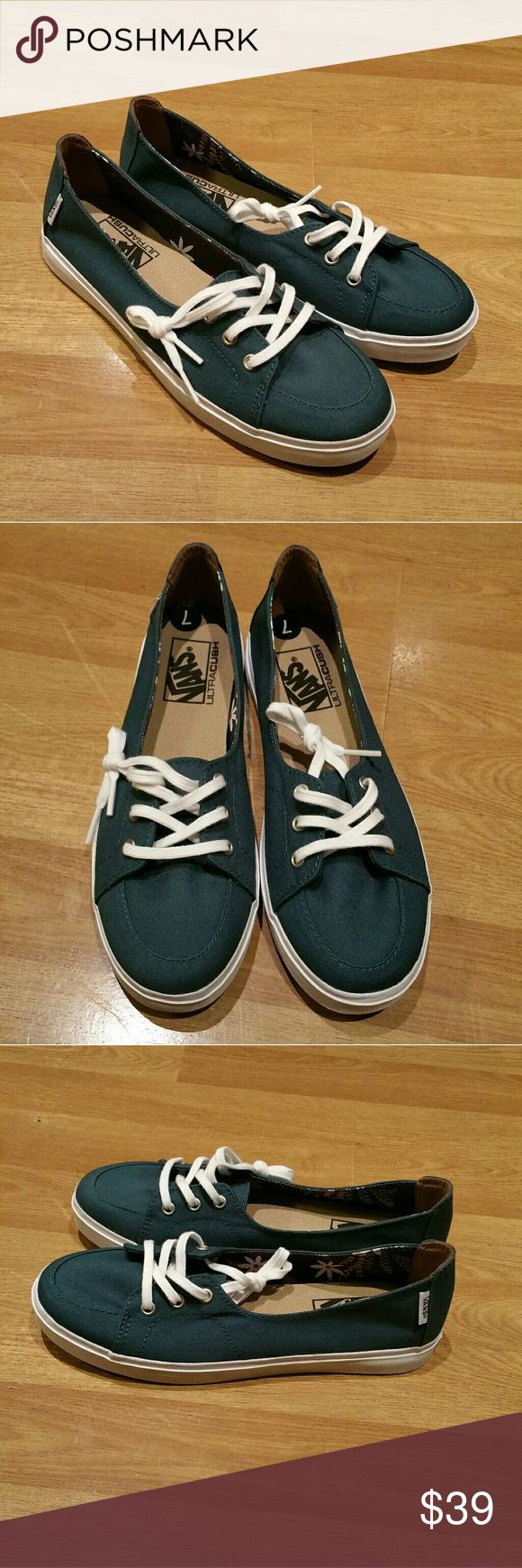 Womens Vans sneakers Brand New. Size 7. Never worn. Vans Shoes Sneakers