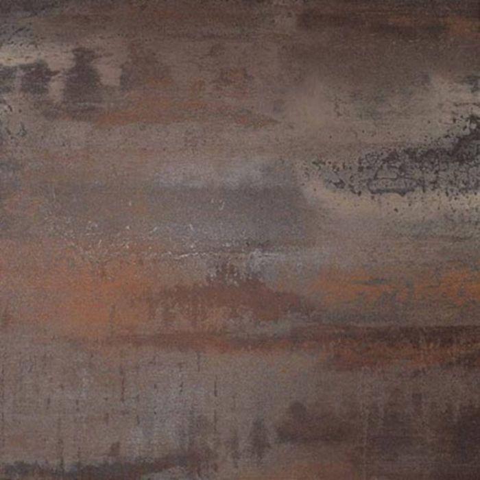 Vloertegel Tau Ceramica Corten 60x60 Cm Bronce A 1 44 M Acciaio Corten Pavimento Cucina Acciaio