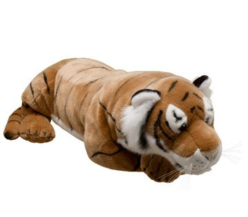 "31"" stuffed animal.. i want to ""adopt a tiger"" #savethetigers"