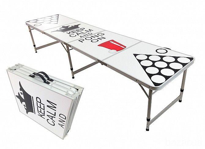 Столы для БирПонга (BeerPong) продажа, на заказ - Настольные игры Киев на Bazar.ua