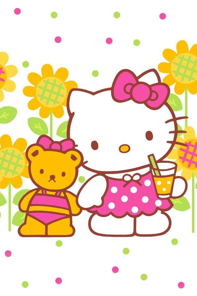 Hello Kitty Teddy