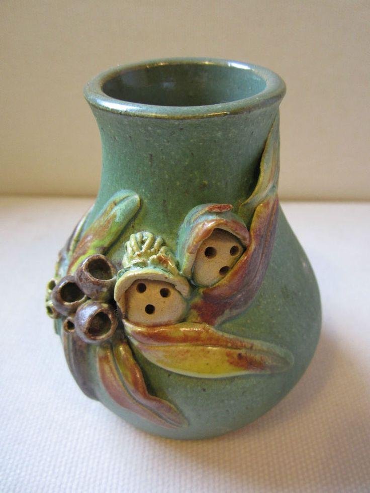44 Best Images About Australian Pottery Gum Leaves Amp Gum