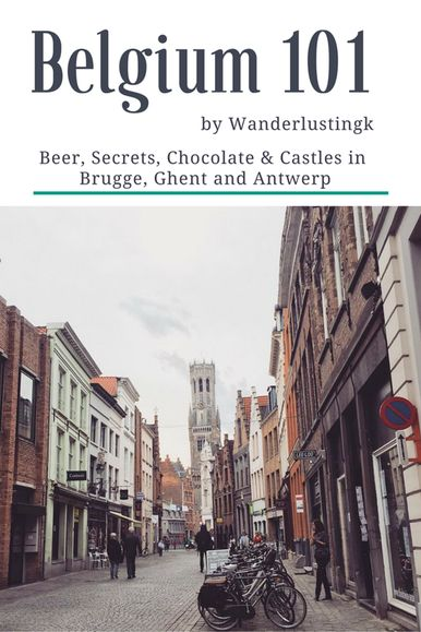 #‎Belgium‬ 101 (Intro to Belgium): A brief introduction to the best sites in ‪Ghent‬, ‪‎Antwerp‬, and ‪Bruges‬ in addition to some travel tips about traveling in Belgium, including what #‎beer‬ to tr