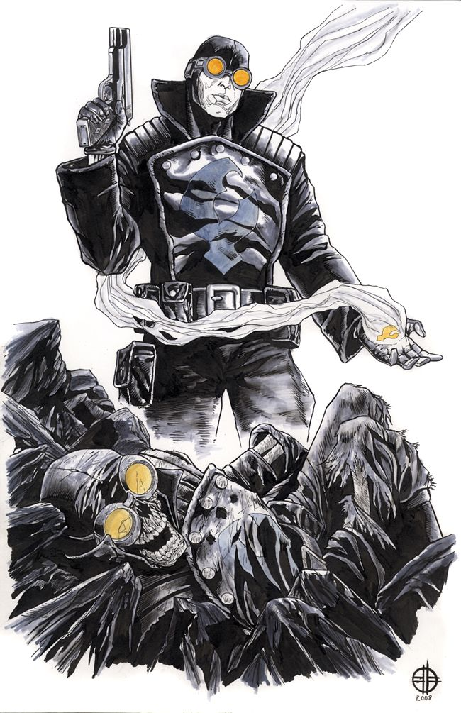 75 best pulpheroes lobster johnson images on pinterest