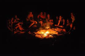 Image result for camp fire