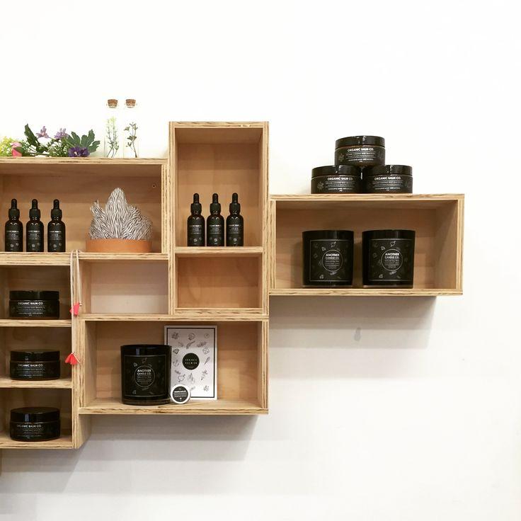 Plywood box shelf kidsinteriordesigns.com.au