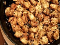 Sesame Chicken, 5 weight watchers points plus, 180 calories #recipes #weightwatchers