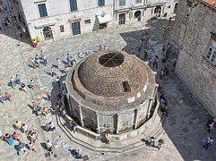 Croacia, Dubrovnik, Fuente.