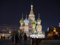El Kremlin y la Plaza Roja de Moscú (Rusia)