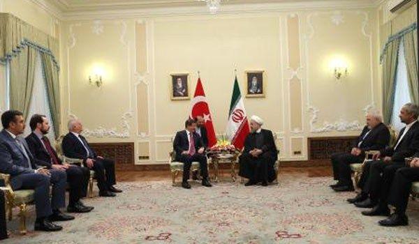 """فصل جديد في العلاقات بين إيران وتركيا في """"الأهداف والمصالح"""""""