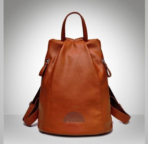 Stylish Women Genuine Leather Backpack School College Travel Handbag Vintage Bag | eBay