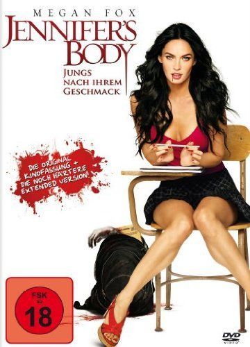 Directed by Karyn Kusama.  With Megan Fox, Amanda Seyfried, Adam Brody, Johnny Simmons. A newly possessed high school cheerleader turns into a succubus who specializes in killing her male classmates. Can her best friend put an end to the horror?