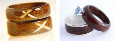 Под венец – с деревянным кольцом - Свадьба - Тосты, стихи, поздравления