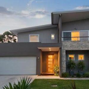 20 best home designs images on Pinterest | Building elevation ...
