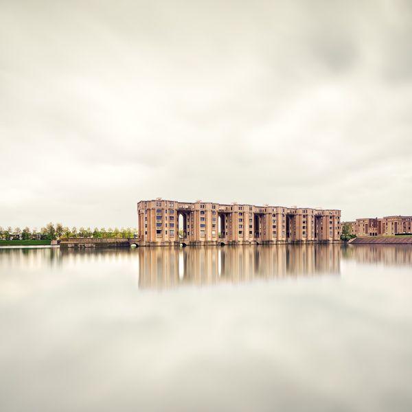 Le Viaduc, photography by Damien Vassart