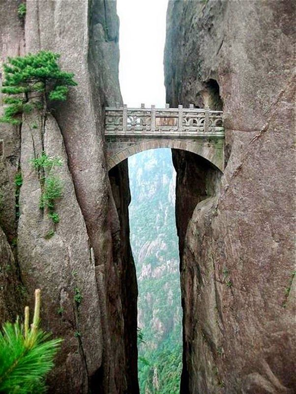 Amaze7: The Bridge Of Immortals, Mount Tai, China