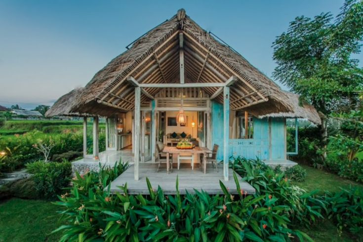 7 Unique And Affordable Bali Airbnbs Small House Design