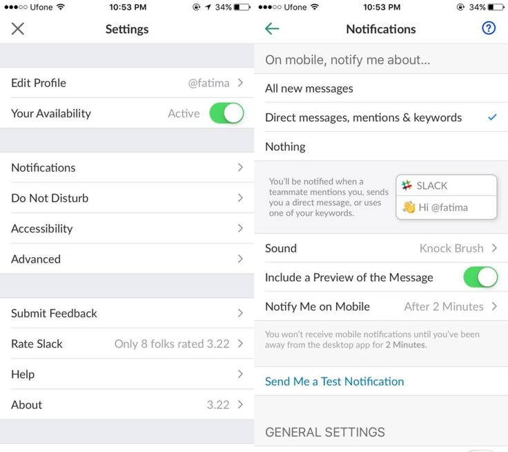 How To Hide Slack Message Previews On Your Lock Screen