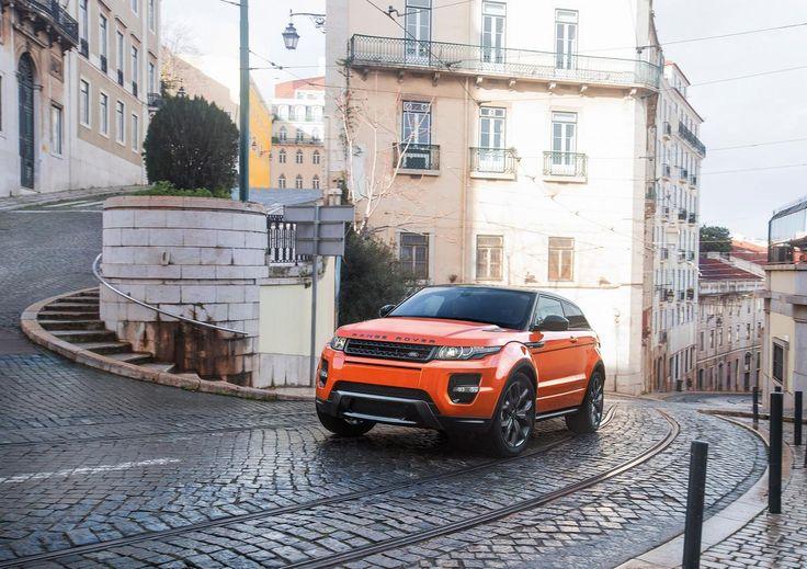Auto 2014 Range Rover Evoque Autobiography Dynamic