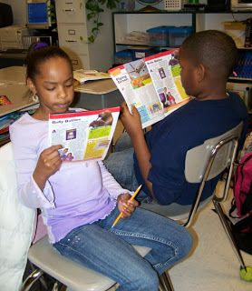 Teaching Informational Text with Magazines - Tips and strategies for using magazines in the classroom and a chance to win Sports Illustrated Kids for your classroom