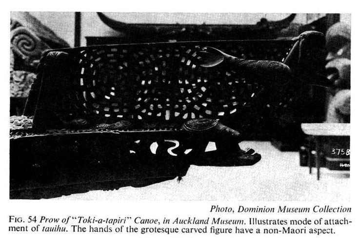 Tauihu of Toki-a-tapiri