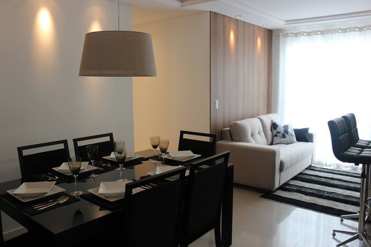 Cadeiras Para Sala De Jantar Preta ~  at uploaded by user sala de jantar mesa 4 cadeiras pretas gaudi pin 1