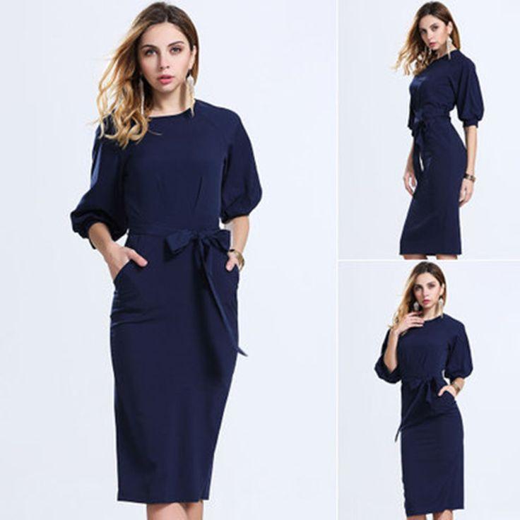 Ravishing Chiffon Bowknot Waist Midi Dress