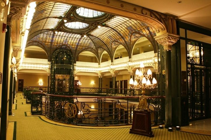 Exquisitos Ejemplos De La Arquitectura Art Nouveau En Cdmx: art nouveau arquitectura