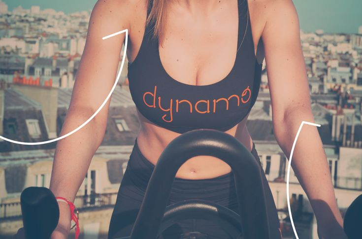 Jj'ai testé le premier studio dédié au #cycling: Dynamo. Le principe: Dynamo s'inspire d'un concept d'indoor cycling newyokais permettant de faire travailler tout le corps en 45 m...