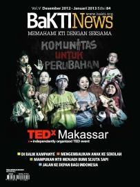 BaKTINews featuring TEDxMakassar