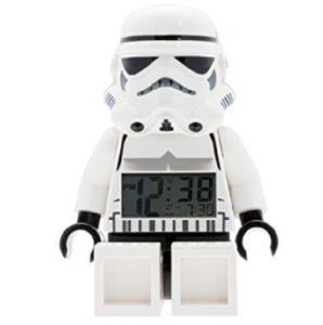 LEGO Star Wars Stormtrooper Alarm Clock  . #christmas #christmasgifts #ChristmasDecor #lego #toys #games #Clock