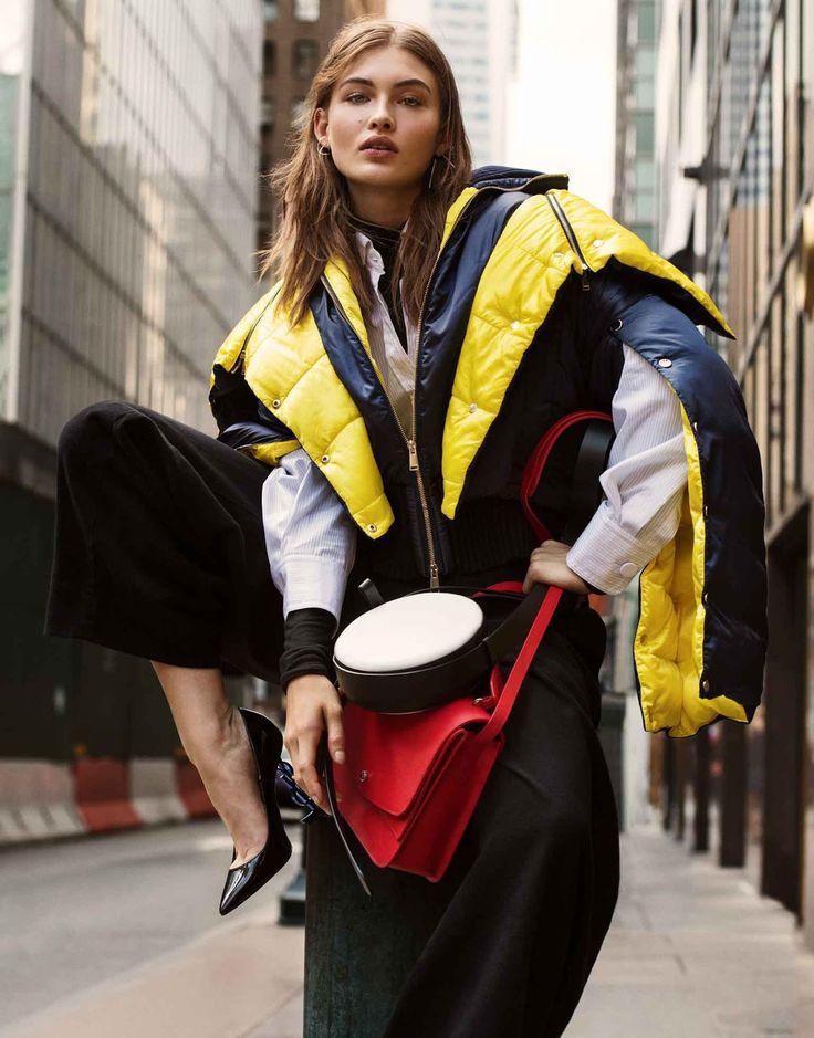 Grace Elizabeth by Sebastian Kim for The Edit Magazine October 2017