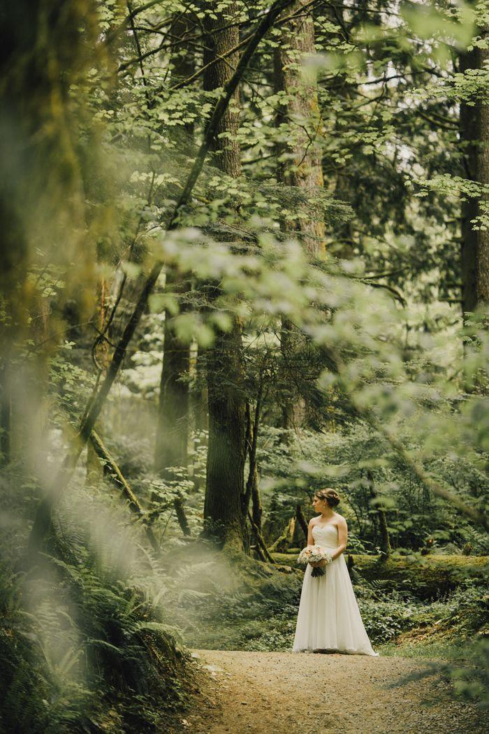 C+J, Whonnock Lake British Columbia Wedding