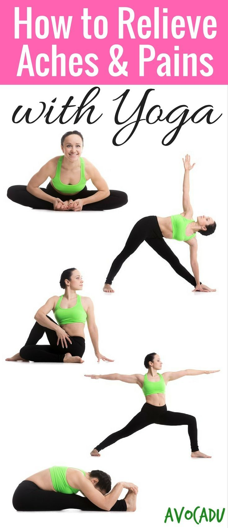 1587 best Yoga Workouts images on Pinterest | Yoga meditation ...