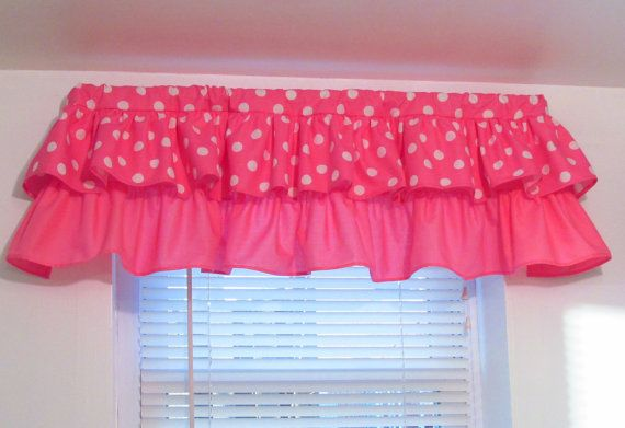 Pink Polka Dot Minnie Mouse Girls Bedroom by supplierofdreams