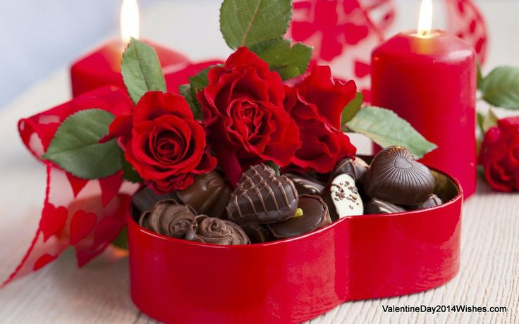 Chocolate Day Wallpaper HD - A Perfect Chocolate Day Gift [ValentineDay2014Wishes.com]