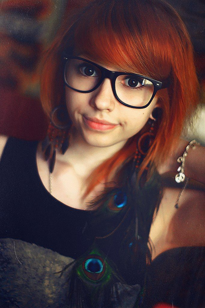 559 Best Hot Redheads Images On Pinterest  Glasses, Red -8915