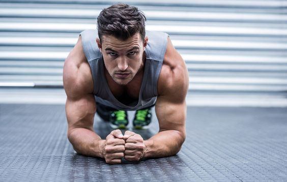 This workout pulls double duty: It not only carves and tightens your core, but it also prevents lower back pain in the process, says Men's Health Fitness Director BJ Gaddour. The routine consists of five core stability exercises: bird dog, hollow-body hold, front plank, side plank, and back plank. Each exercise hits your midsection from a different angle, sculpting and strengthening your midsection in 360 degrees, he says.