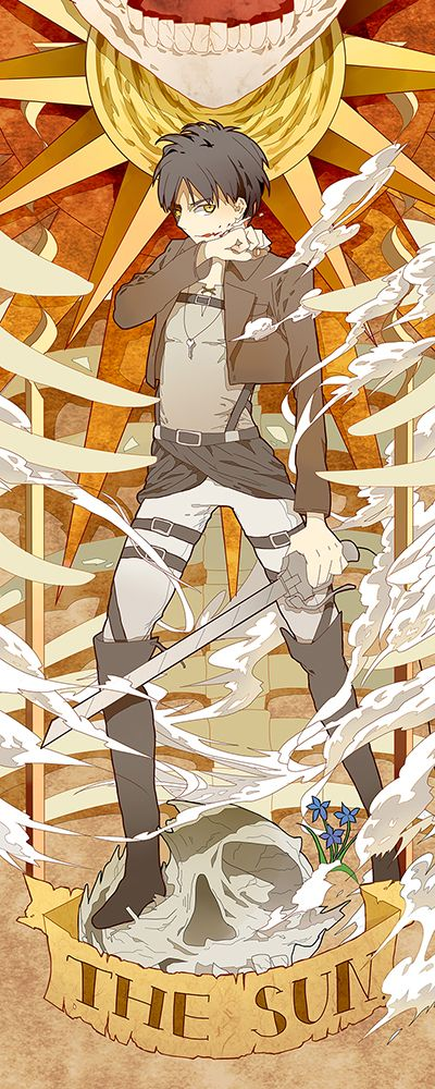 Eren, Shingeki no Kyojin / Attack on Titan