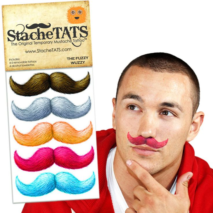 31 best images about mustache love on pinterest future for Mustache temporary tattoos