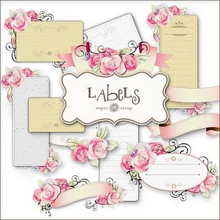 Free labels and downloads for scrapbooking, journaling, and crafts!  Wonderful selection!
