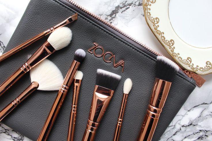 Review | Zoeva Rose Gold Vol 3 Brush Set