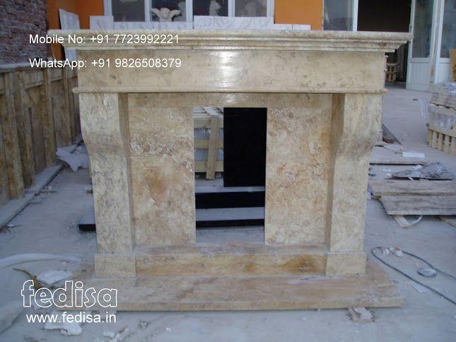 Wonderful No Cost Marble Fireplace Outdoor Strategies Goruntuler Ile
