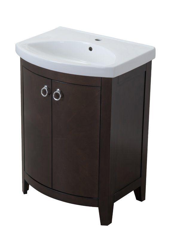 Wynkoop 24 Single Bathroom Vanity Set Bathroom Vanity Vanity Vanity Set