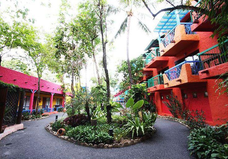 Samui : Baan Samui Resort Exterior