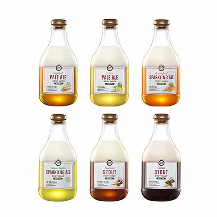 Aritaum Beer Spa Body Wash Oil Bath Foam 6 Types 300g #Aritaum