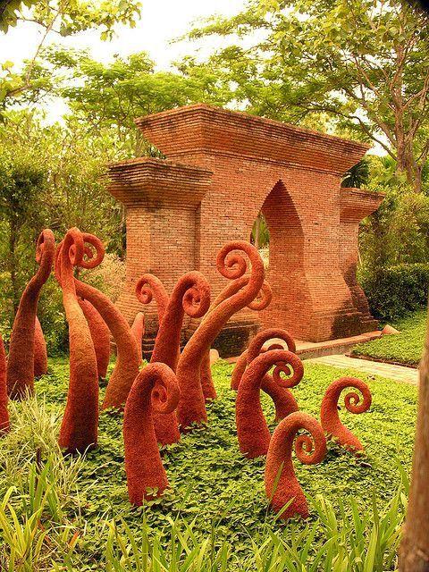 Pin by carolee star on Flowers Pinterest Garden Art, Garden and